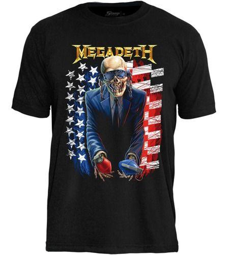 Megadeth - United Vic Itin
