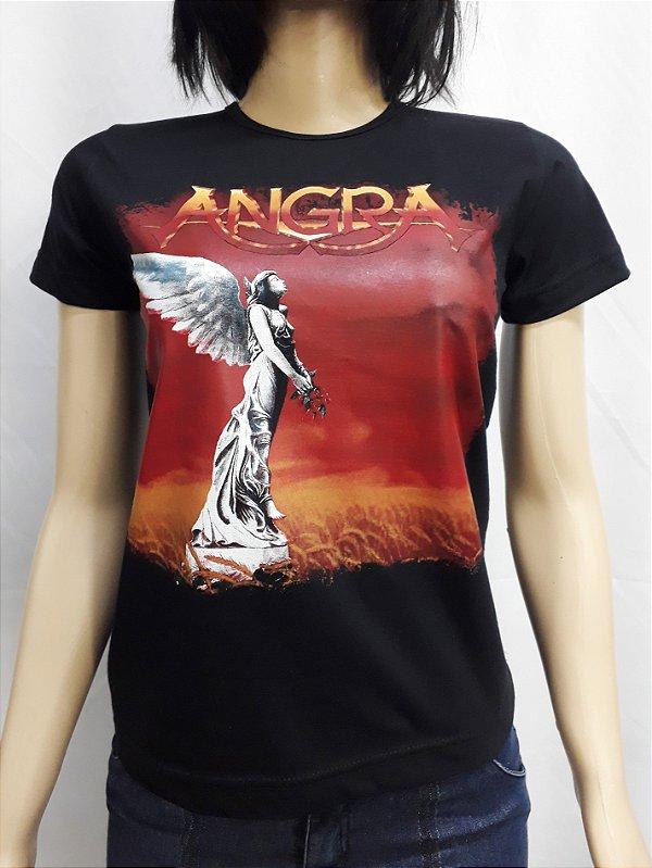 Angra - Angels Cry Feminina