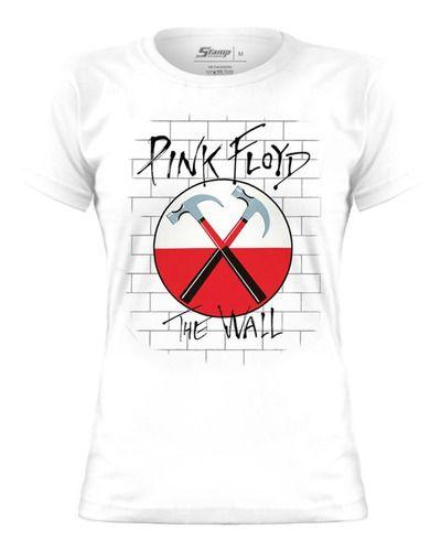 Pink Floyd - The Wall Feminina 01