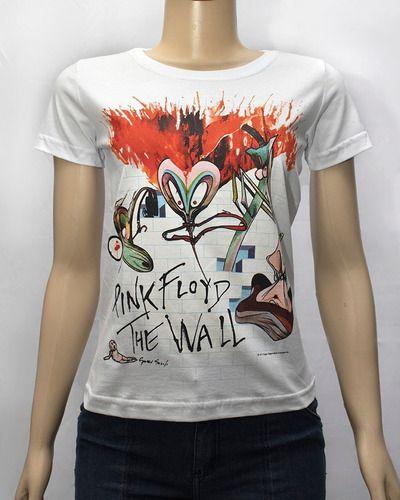 Pink Floyd - The Wall Feminina