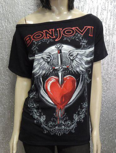 Bon Jovi Canoa