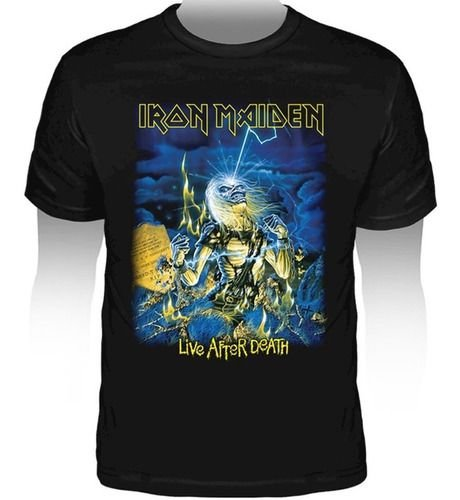 Iron Maiden - Life After Death