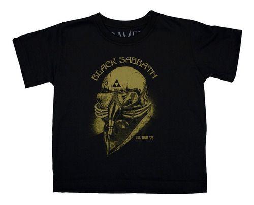 Black Sabbath - Tour 78 Infantil