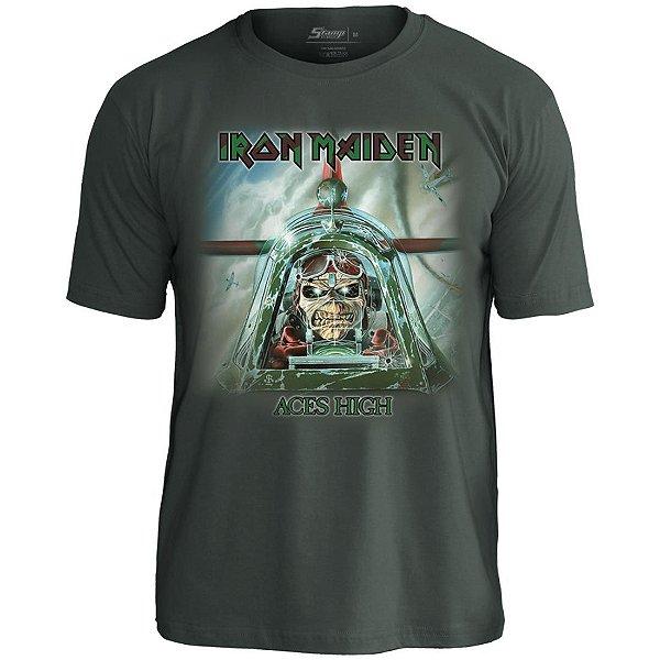 Iron Maiden - Aces High (Oliva)