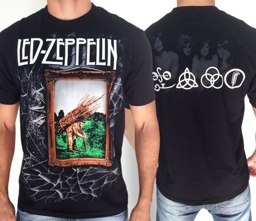 Led Zeppelin - Four Symbols