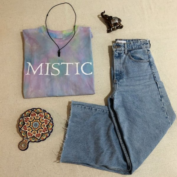 Camiseta Mistic