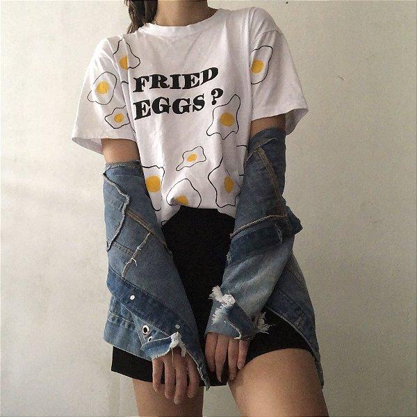 Camiseta Fried Eggs