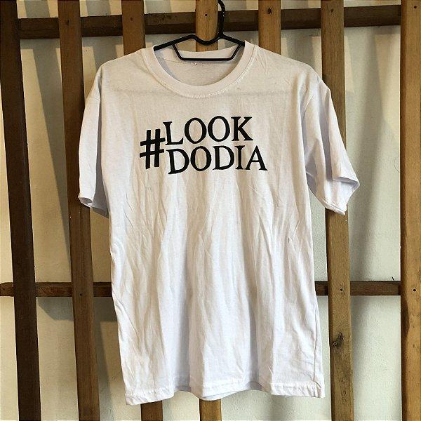 Camiseta Look do dia