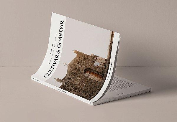 """VOL. 01 - """"Fundamentos"""" - CULTIVAR & GUARDAR - Revista com 132 páginas"""