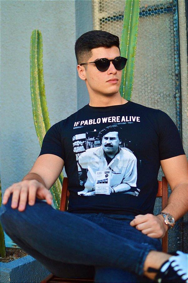 Camiseta Pablo Alive