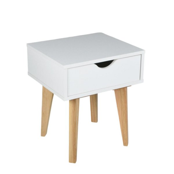 Mesa de Cabeceira Felice Branca