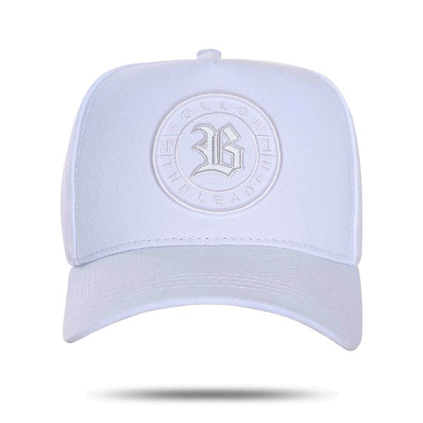 Boné Snapback Follow All White