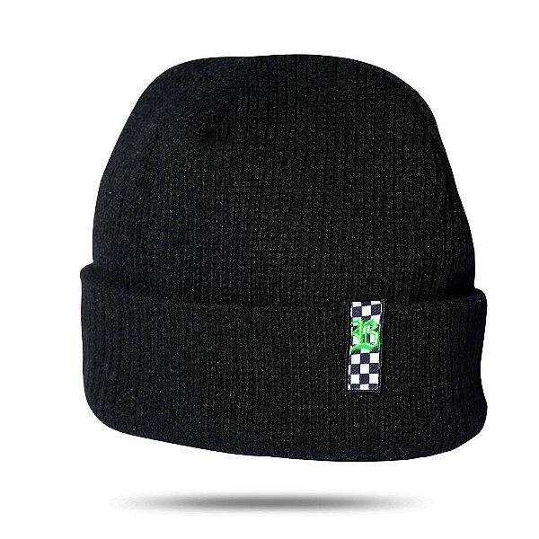 Touca Grid Logo Green