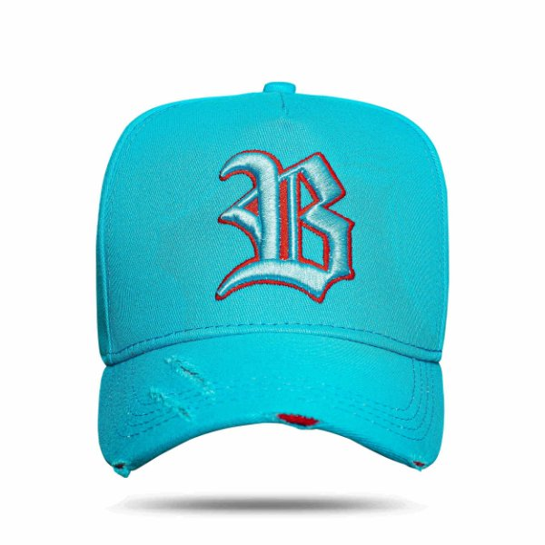 Boné Snapback New Destroyer Blue