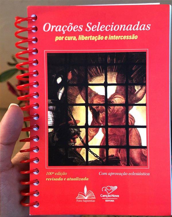 Livro Orações Selecionadas Por Cura, Libertação e Intercessão