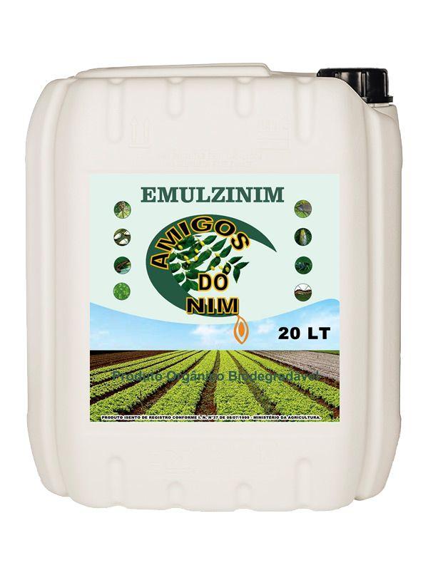 Óleo De Neem Emulsionado Emulzinim Galão 20 lItros