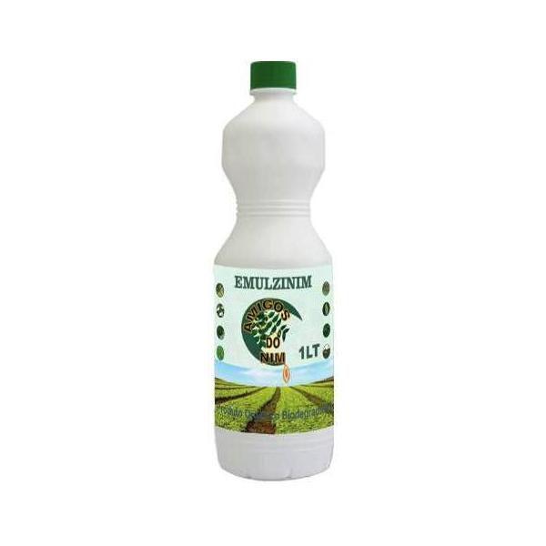 Óleo de Neem Nim 1 litro Emulzinim