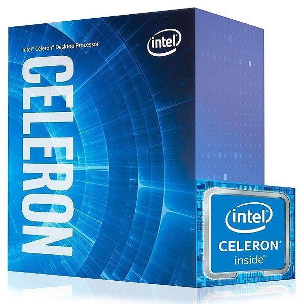 Processador Intel Celeron G5905, Cache 4MB, 3.50 GHz, LGA 1200 - BX80701G5905
