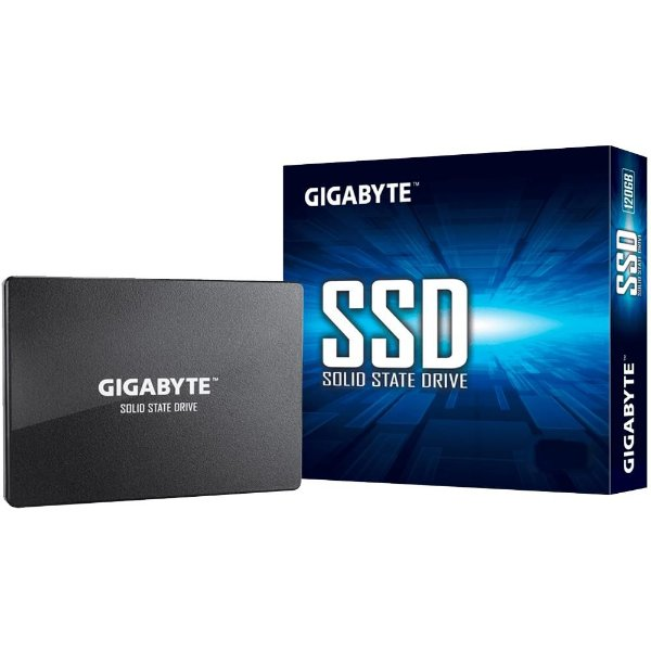 SSD GIGABYTE 2.5' SATA - SELECIONE A CAPACIDADE
