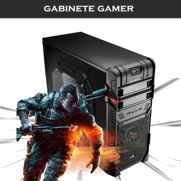 PC Gamer Intel core i7 8700, 32GB DDR4, HD 1 Tera, Geforce GTx 1050 2GB GDDR5