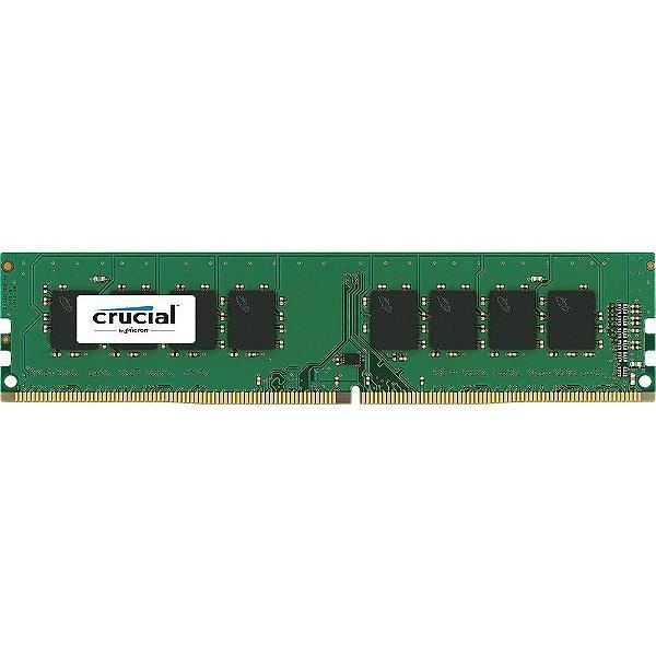 Memória Crucial 8GB 2400Mhz DDR4 CL17 - CT8G4DFD824A