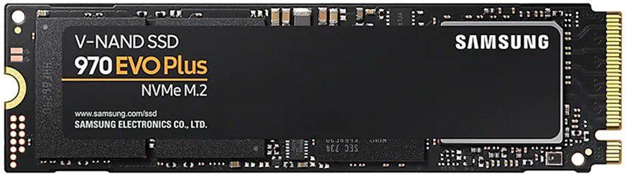 SSD M.2 NVME SAMSUNG 970 EVO PLUS