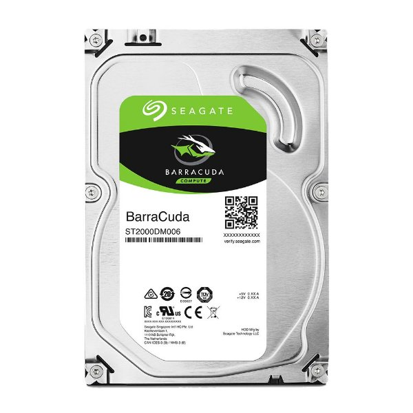 HD INTERNO DESKTOP SEAGATE BARRACUDA