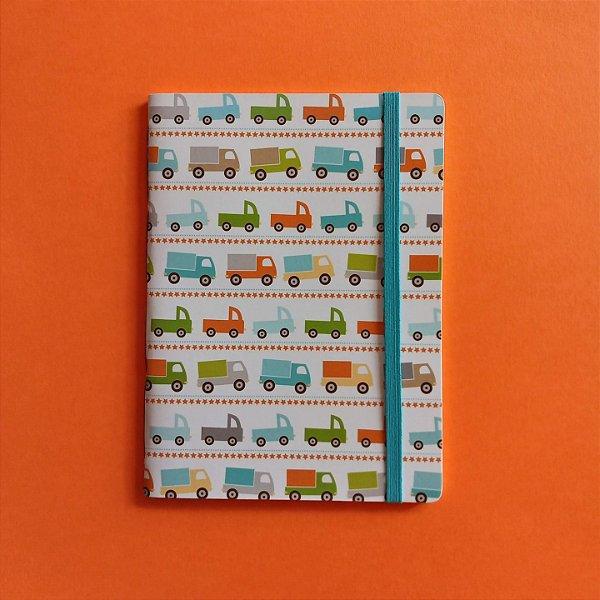 Caderno Caminhões