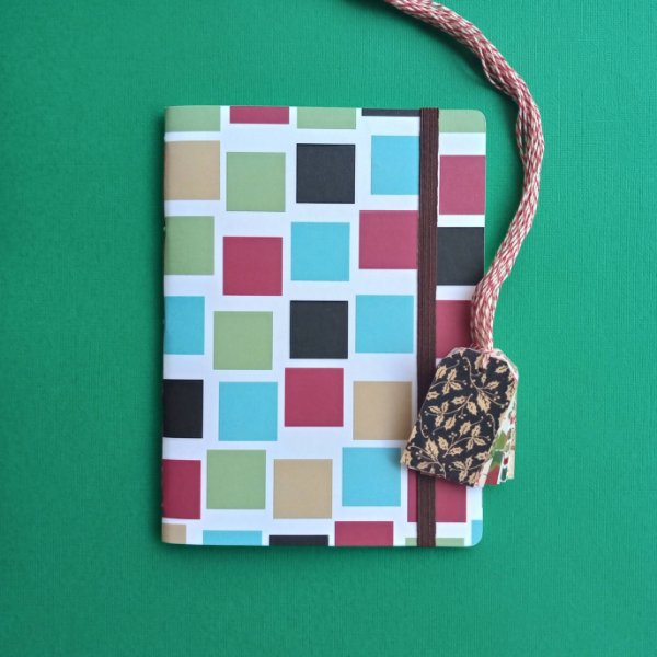 Combo Presentes (caderno + tags)