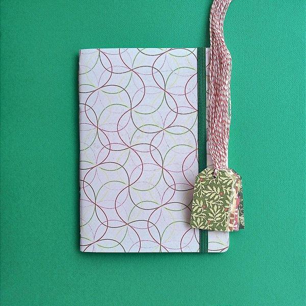 Combo Traçados (caderno + tags)