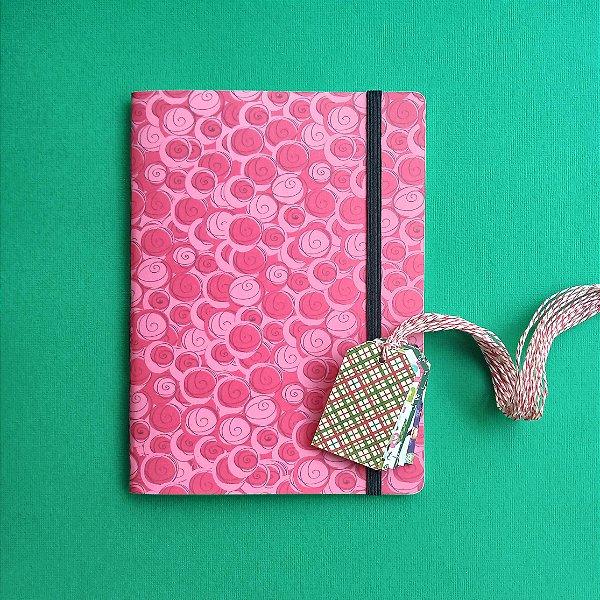 Combo Valsa das Flores (caderno + tags)