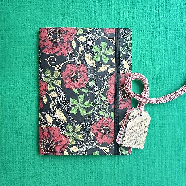 Combo Serenata (caderno + tags)