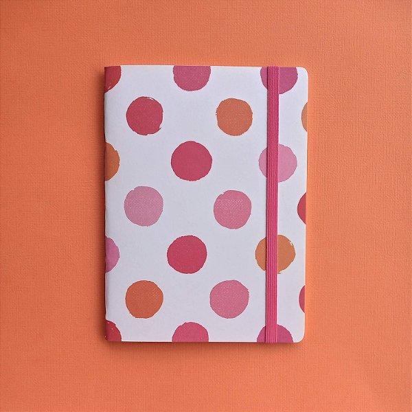 Caderno Chiclete Rosa