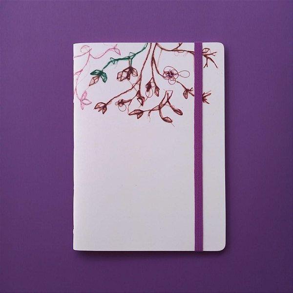 Caderno Holofote