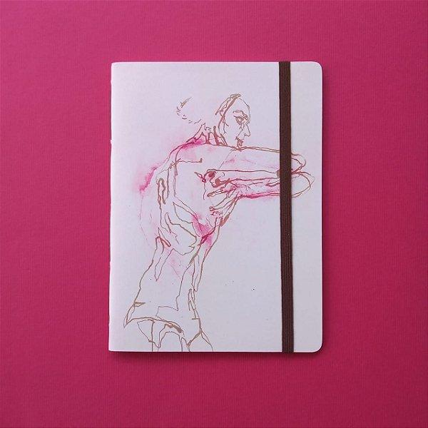 Caderno Lágrimas
