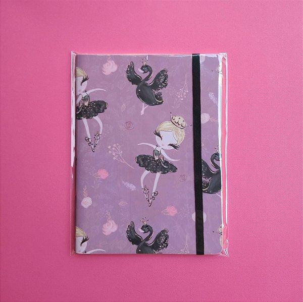 Caderno Tutu Preto