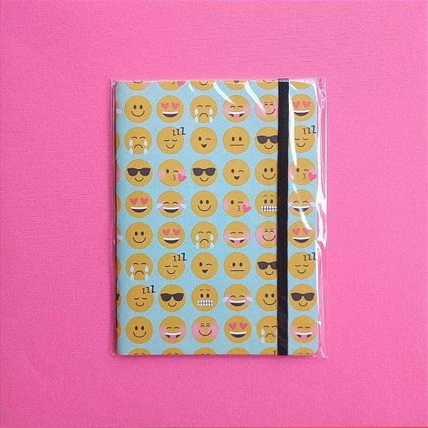 Caderno Emojis