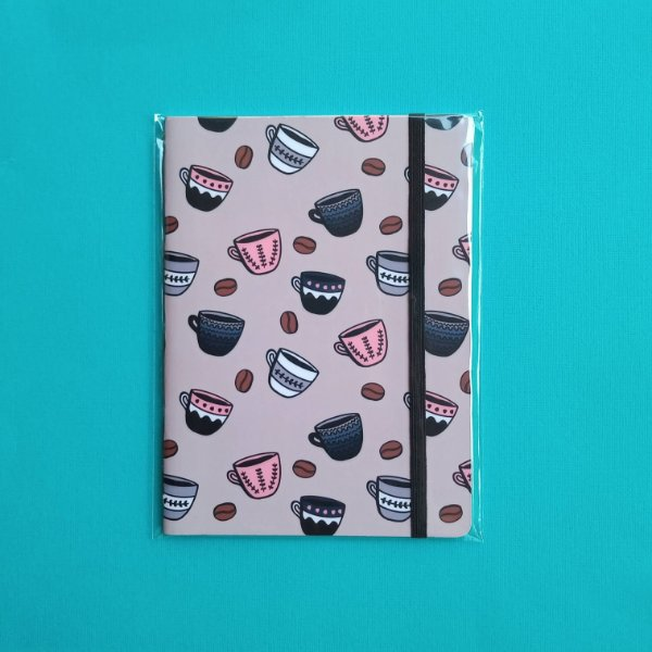 Caderno Cool Cups