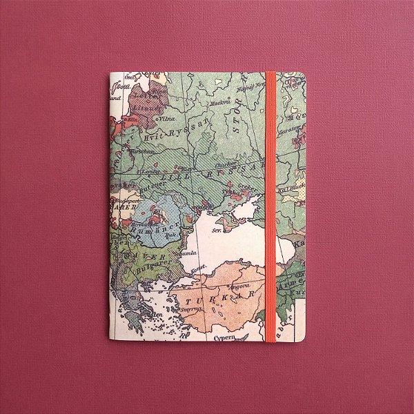 Caderno Turkar