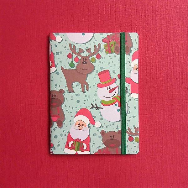 Caderno Ho Ho Ho