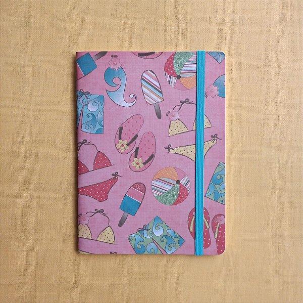 Caderno Verão