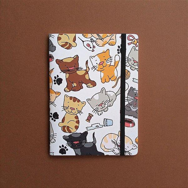 Caderno Bichano