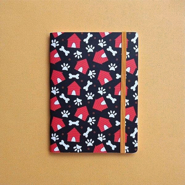 Caderno Casinha