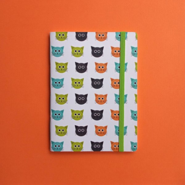 Caderno Gatinhos