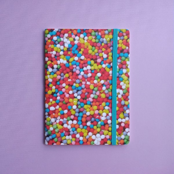 Caderno Balinhas
