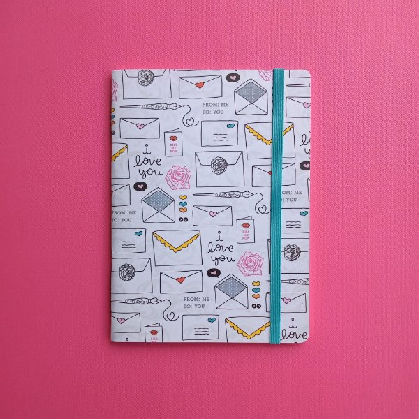 Caderno Cartas