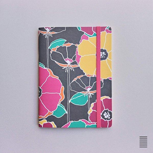Caderno Noite em Flor