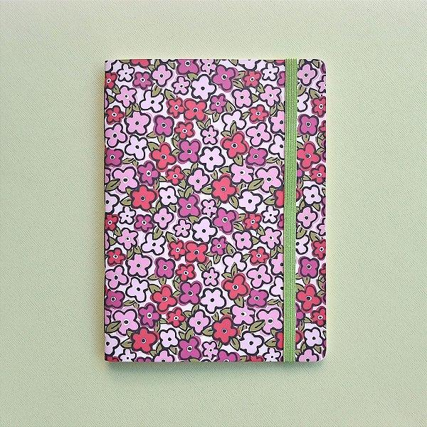 Caderno Jardineira