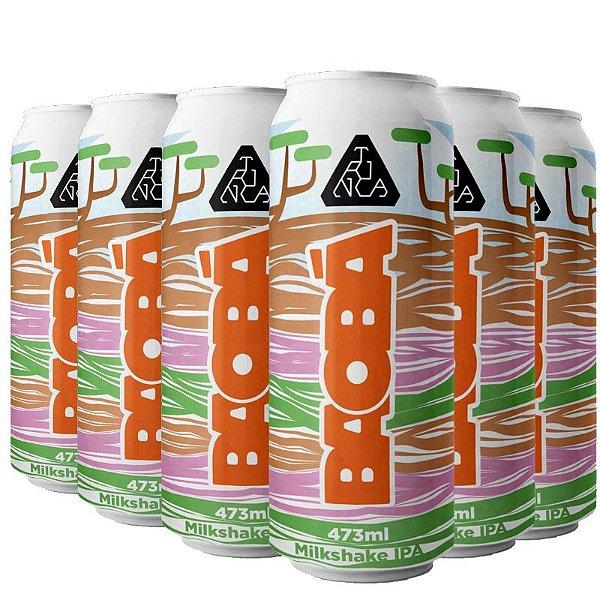 Baobá Milkshake IPA - Pack 6