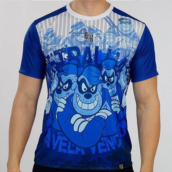 Camiseta Metralha Azul